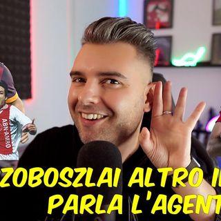 😍   SZOBOSZLAI ALTRO INDIZIO, PARLA L'AGENTE  Calciomercato Ac Milan