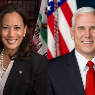 Pence Kamala Debate, Gretchen Whitman, Stimulus, Vaccine