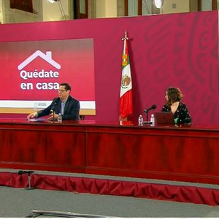 Nuevo máximo para un día 9,556 casos de Covid-19 en México