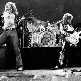 radio gbj alternative rock-LED ZEPPELIN in concert.-23-12-2020