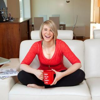 Happy Hot Healthy Mom Revolution With Author Celine Gabrielle