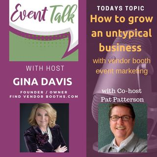 How to Grow an Untypical Business with Vendor Booth Event Marketing