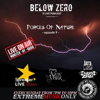 BELOW ZERO - FO0RCES OF NATURE