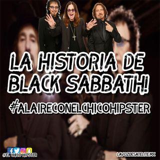 La historia de Black Sabbath