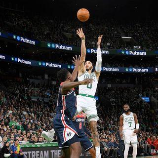 Celtics Extend Winning Streak To 9 Straight Games