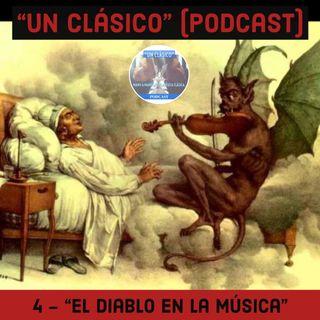 """4 - """"El diablo en la música"""""""