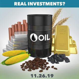 Are Commodities Real Investments?