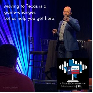 Gone to Texas Episode 1 - Super Dave Quinn, CEcD