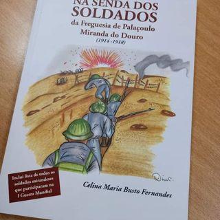 """Apresentação do livro """" Na senda dos soldados da freguesia de Palaçoulo"""""""