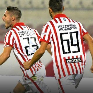 L.R. Vicenza – Reggina 1-1. Le pagelle tifose