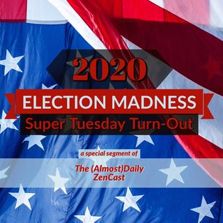 2020 Election Madness Super Tuesday Turnout