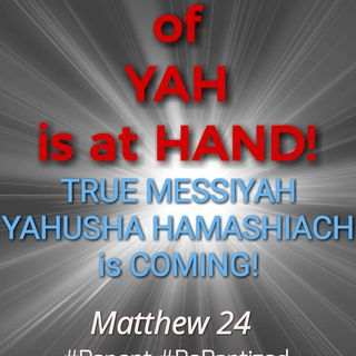 """""""The Kingdom of Heaven is at Hand 