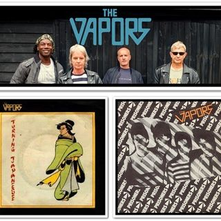 INTERVIEW WITH DAVID FENTON OF THE VAPORS ON DECADES WITH JOE E KRAMER