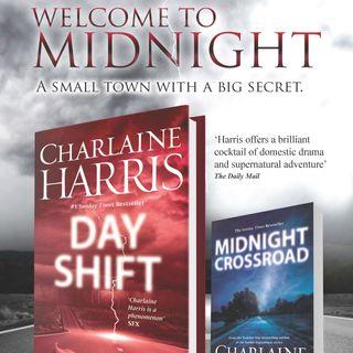 Charlaine Harris Day Shift
