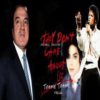 Michael Jackson Scared . Simon Cowell . Tohme Tohme Fraud :: Pearl Jr Breaks Silence