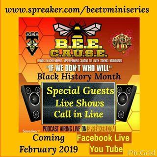 BEECAUSE Black History Month!
