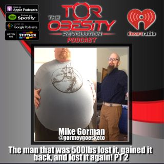 The man that was 500lbs lost it, gained it back, lost it again! pt2.