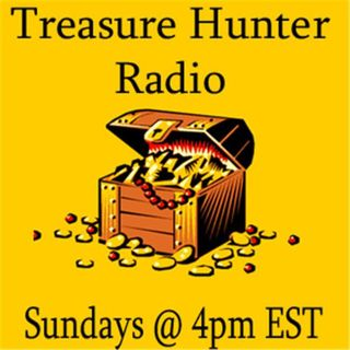 Treasure Hunter Radio - OPEN LINES