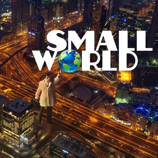 2019-02-13 - SMALL WORLD - Cluster Radio Magazine