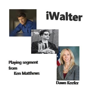 iWalter playing segment from Ken Matthews with Dawn Keefer