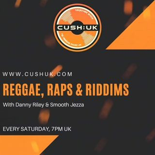 The Cush:UK Takeover Show - EP.116 - The RRR Show