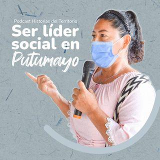 Ser líder social en Putumayo