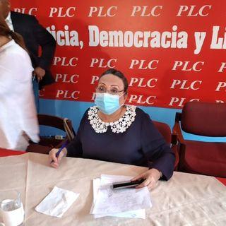 Osuna califica de ilegal representación del PLC en la Coalición Nacional