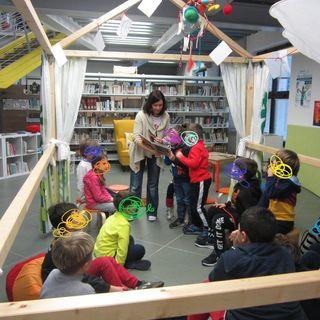 Intervista a Cristina Gattamorta, inaugurazione Biblioteca dei Bambini a Fondi