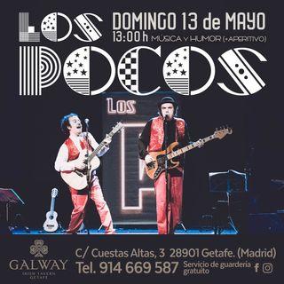 Matinales del Galway con LOS POCOS