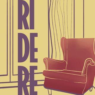 Lucio Aimasso presenta Ridere, il suo ultimo romanzo