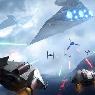 #101: Star Wars Battlefront
