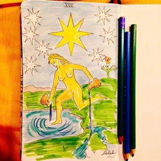 Ep016 La Estrella (Conócete a ti mismo por medio del Tarot)