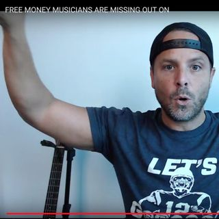 Magical free money most musician$ miss out on.