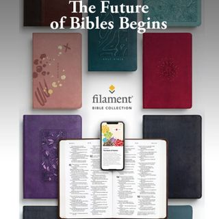 The Filament Bible and App: Unboxing and Activation
