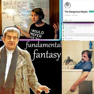 Introduction to Lacan pt. 2: Fundamental Fantasy + Slavoj Zizek on Veils of Fantasy