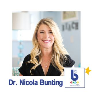 Dr Nicola Bunting at The Best You EXPO
