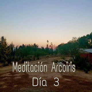 Día 3 - Reto De Meditación Arcoiris