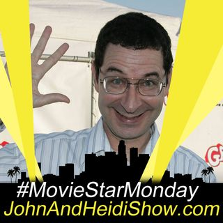 03-18-19-John And Heidi Show-MovieStarMonday-EddieDeezen