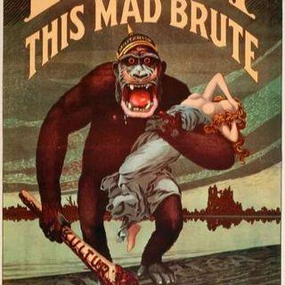 Ep 2 clip 4 Art & propaganda, film 'Oldboy' & revenge, left-wing theory v praxis