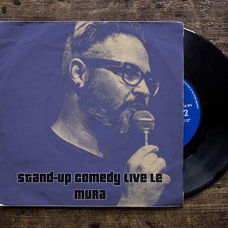 Mauro Kelevra live standupcomedy podcast