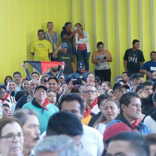 Turbas del FSLN irrespetan eucaristía y agreden a periodistas