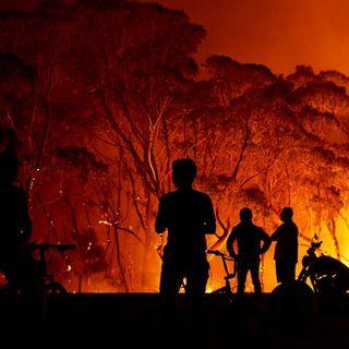 Incendio in Australia: la testimonianza di Claudio, italiano da 15 anni residente a Sydney