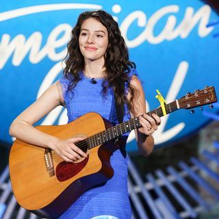 American Idol Artist Evelyn Cormier Exclusive!!!