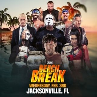 TV Party Tonight: AEW Beach Break