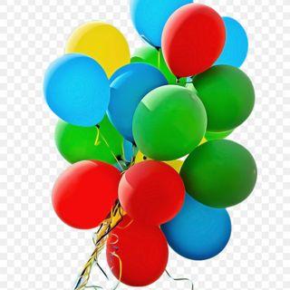 Helium Balloons - Balloonstore