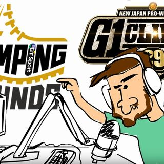 Imp's LOP Radio Adventure LIVE – WWE Stomping Grounds, NJPW G1 Climax Blocks & AEW Fyter Fest!