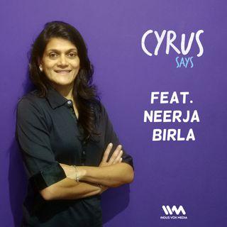 Ep. 205 feat. Educationist Neerja Birla