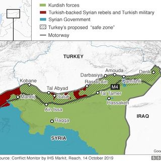 TURKEY Screws the US:  Syria Implodes, Russia Goes IN