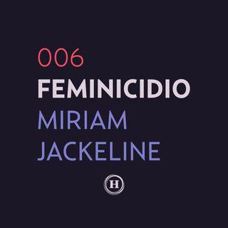 Feminicidio de Miriam García Garza