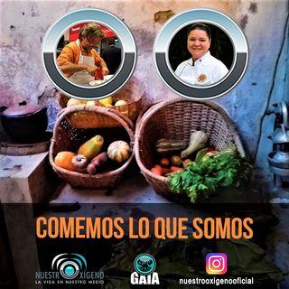 NUESTRO OXÍGENO Comemos lo que somos - Natalia Vila-Andrés Sicard